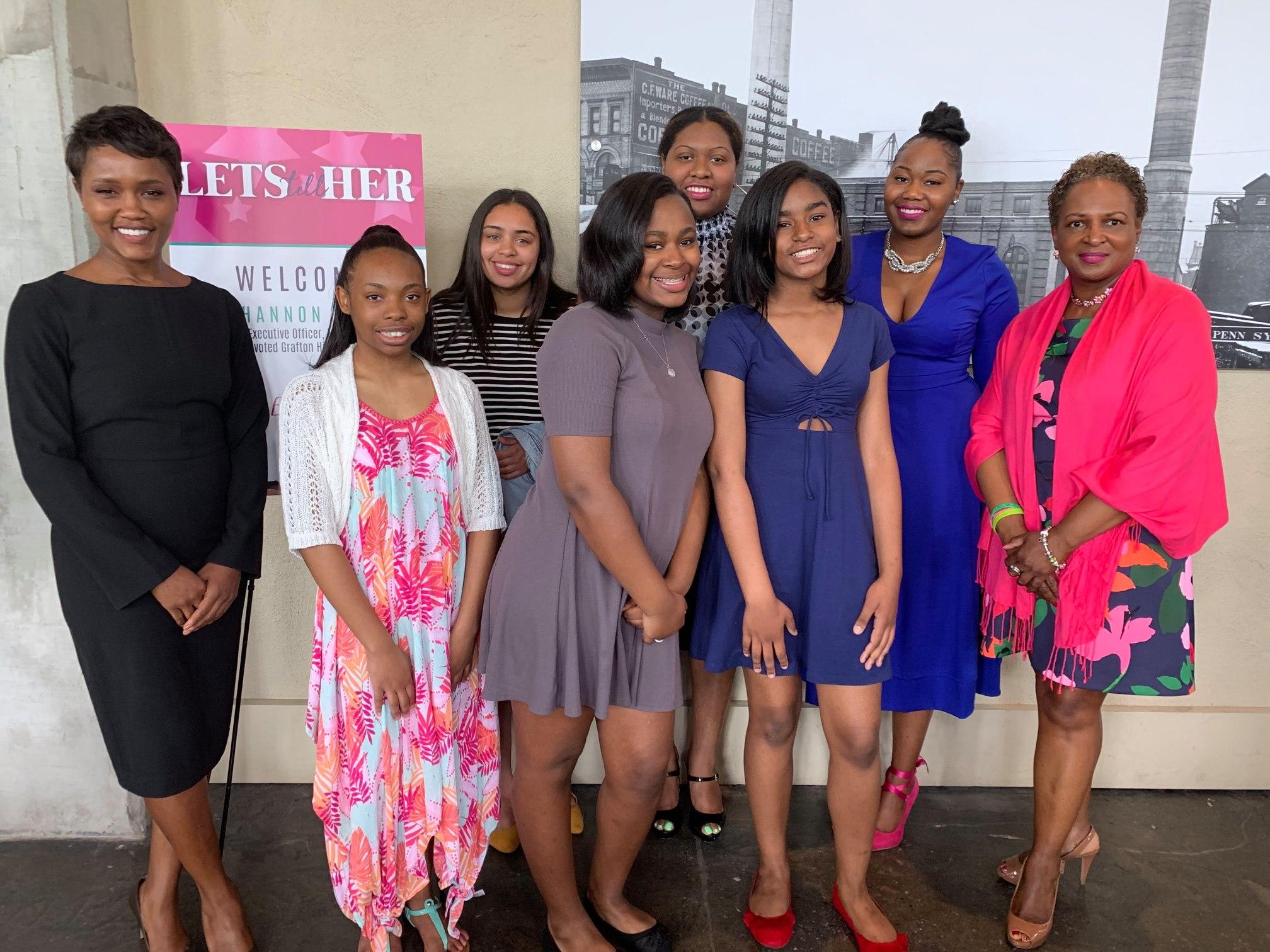 Girls LEAD! Leadership Mentoring Program Info Night @ YWCA Dayton