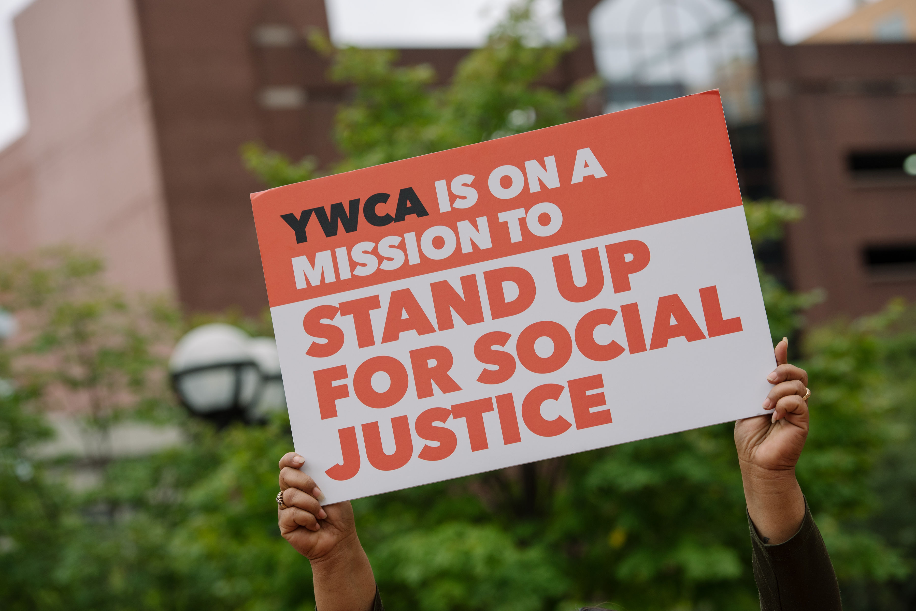 Y-Dub Discussions: YWCA is On a Mission @ Eaton Library